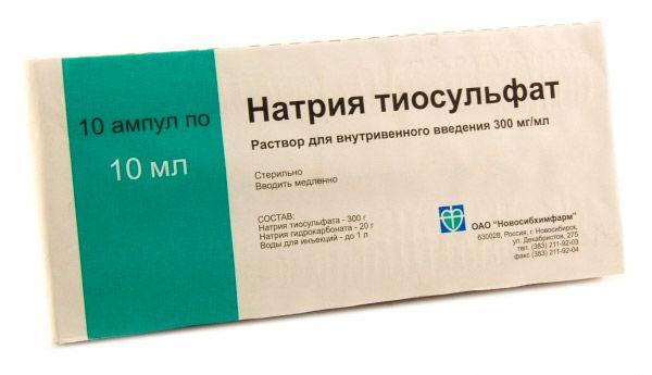pikkelysömör kezelése nátrium-tioszulfát véleményekkel
