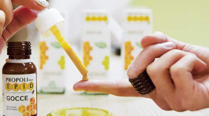 a propolisz pikkelysömör gyógyítja
