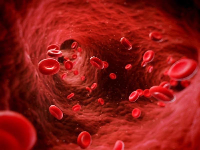vörös foltok a testen és a karon