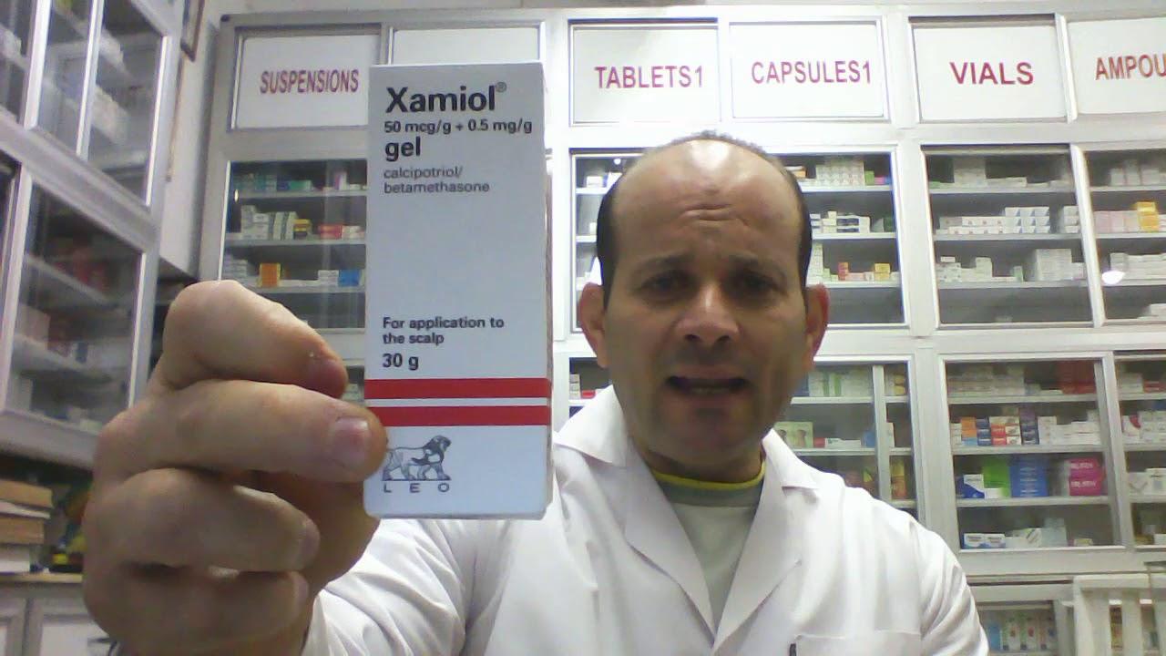 gyógyszer pikkelysömör xamiol