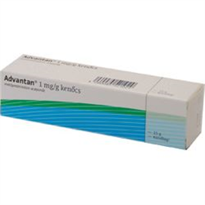 ADVANTAN 1 mg/g kenőcs